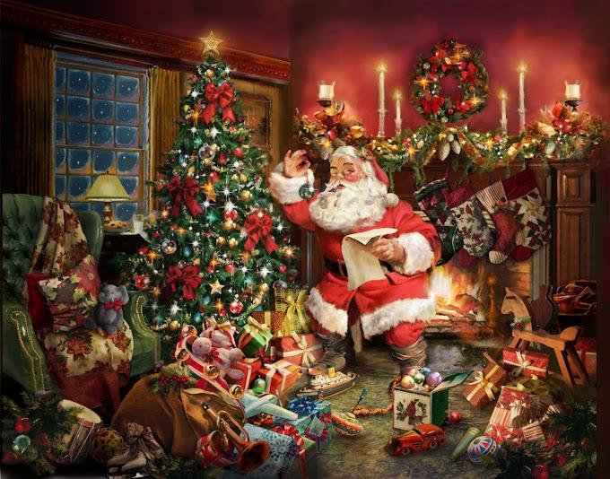 Bucket Christmas list tag – 24 de lucruri de făcut până de Crăciun