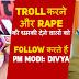 ट्रोल करने और रेप की धमकी देने वालों को फॉलो करते हैं PM मोदी: दिव्या, Watch Video