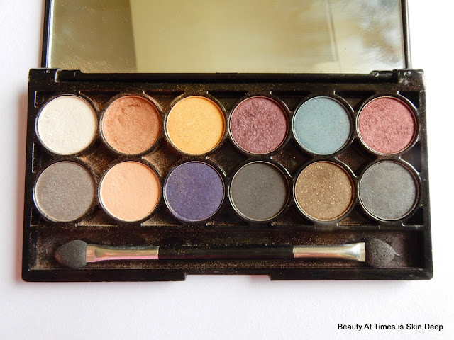 Luscious I Love Eye Shadow Palette in Glam Night