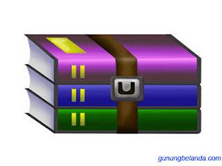 Cara membuka Winrar di Linux Ubuntu
