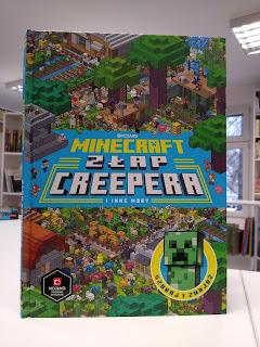 "Minecraft. Złap creepera"" - recenzja"