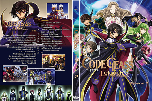 Code Geass: Hangyaku no Lelouch R2 Torrent - HDTV