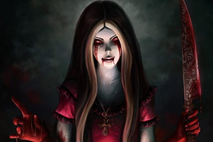 A lenda da Bruxa do Espelho