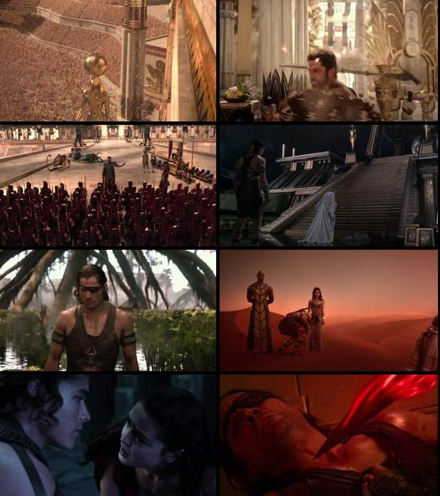 Gods of Egypt 2016 English 720p WEB-DL