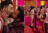 Ayushmann prepared himself to kiss actor, making video revealed
