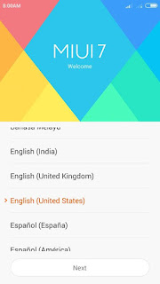 [ROM] MIUI 7 Global Beta ROM 6.5.27 for CM Cubix Cube [6592] Screenshots