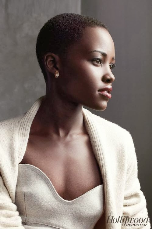"Lupita Nyong'o- ""There Is No Shame In Black Beauty"
