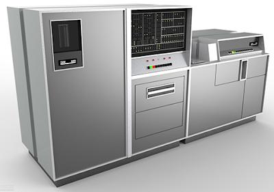 Kalkulator Transistor (IBM 608)
