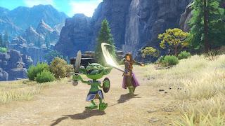 Dragon Quest XI Xbox 360 Wallpaper