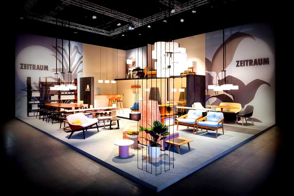 Zeitraum at salone del mobile milano 2015 for Kvadrat tessuti arredamento