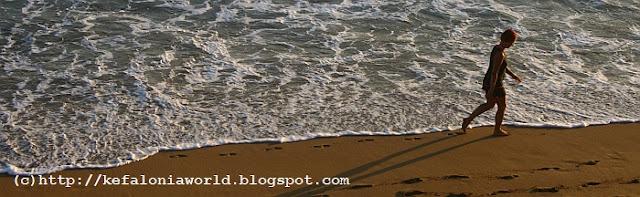 Ammes Beach, Kefalonia