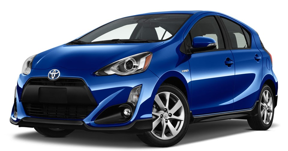hybrid 2017 toyota prius c hatchback gets fresh styling standard safety tech. Black Bedroom Furniture Sets. Home Design Ideas