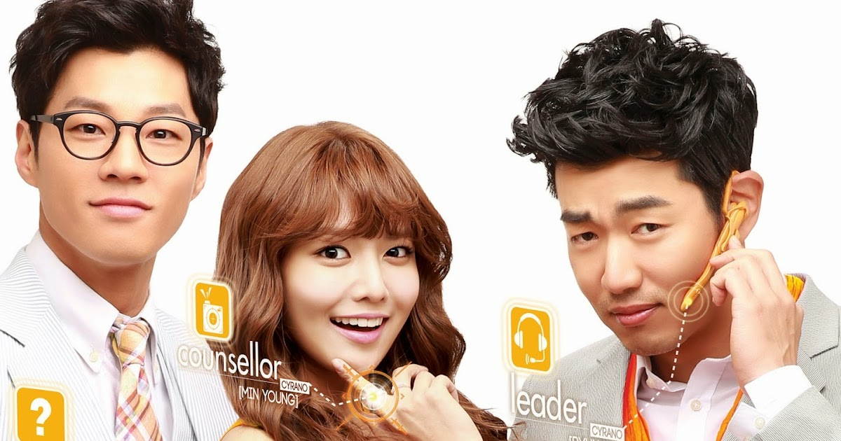 Synopsis dating agency cyrano outfits