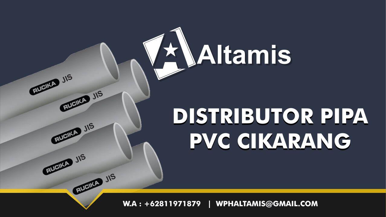 Distributor Jual Pipa Pvc Di Cikarang Hub 0811971879