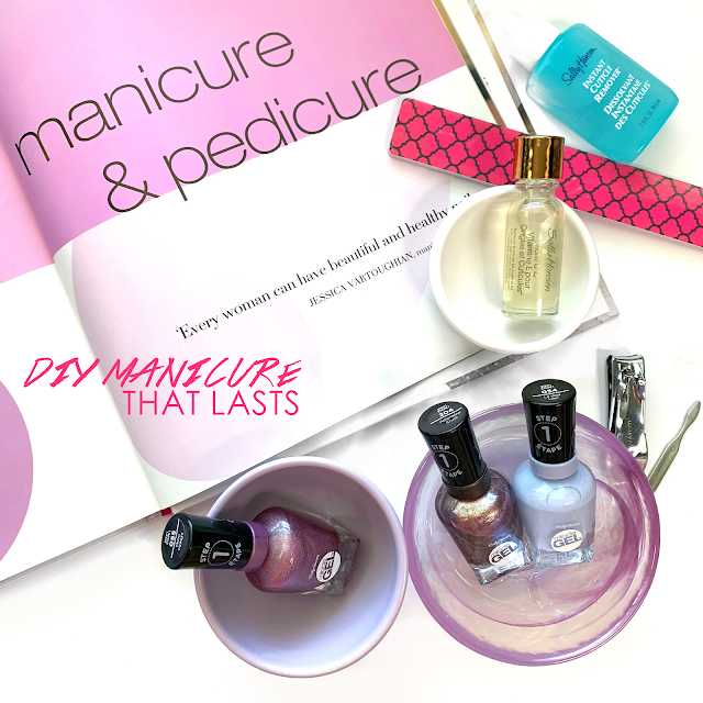 3 TIPS THAT MAKE POLISHING YOUR NAILS SO MUCH EASIER!
