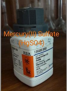 Membuat Larutan Hgso4 0 25 N Jagad Kimia