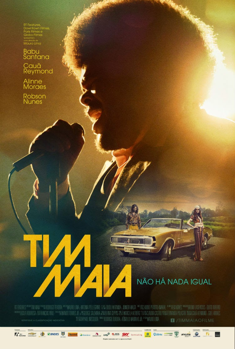 Poster do filme Tim Maia - Não Há Nada Igual