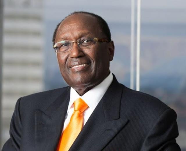 Business mogul Chris Kirubi