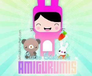 Curso básico de amigurumis | Revista gratis