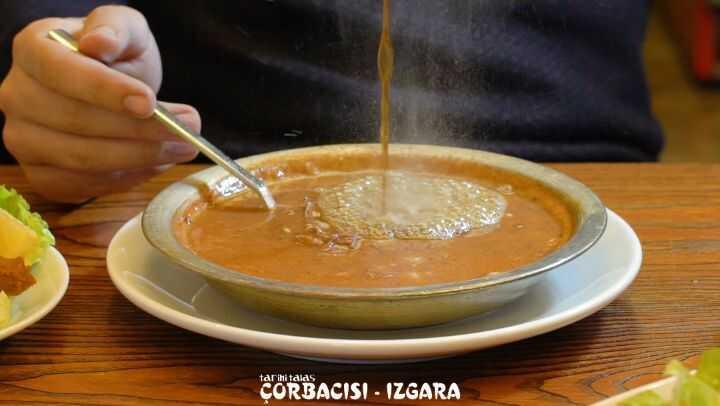 tarihi talas çorbacısı talas kayseri kayseri çorba nerede içilir? kayseri çorbacı