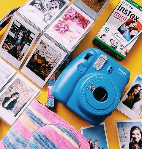 Fujifilm Launches The Instax Mini 9 Summer Package