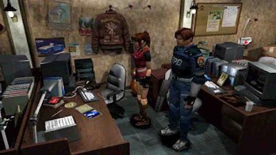 Download Game Resident Evil 2 PC (Full Version)