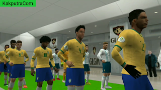 Download PES 2019 PPSSPP COPA AMERICA CAMERA PS4 Offline Android Terbaru