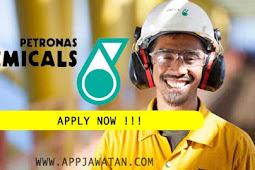 Jawatan Kosong Terkini di Petronas Chemical Group - 31 Julai 2018