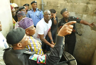 Bunkers caught in lagos