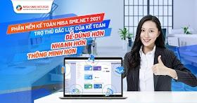 Chính thức ra mắt phần mềm kế toán MISA SME.NET 2021: Dễ dùng hơn – Nhanh hơn – Thông minh hơn