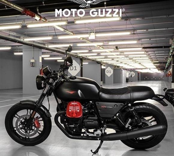 Design Moto Guzzi Terbaru