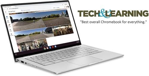 Review ASUS C434TA-DH342T Chromebook Flip 2 in 1 Laptop