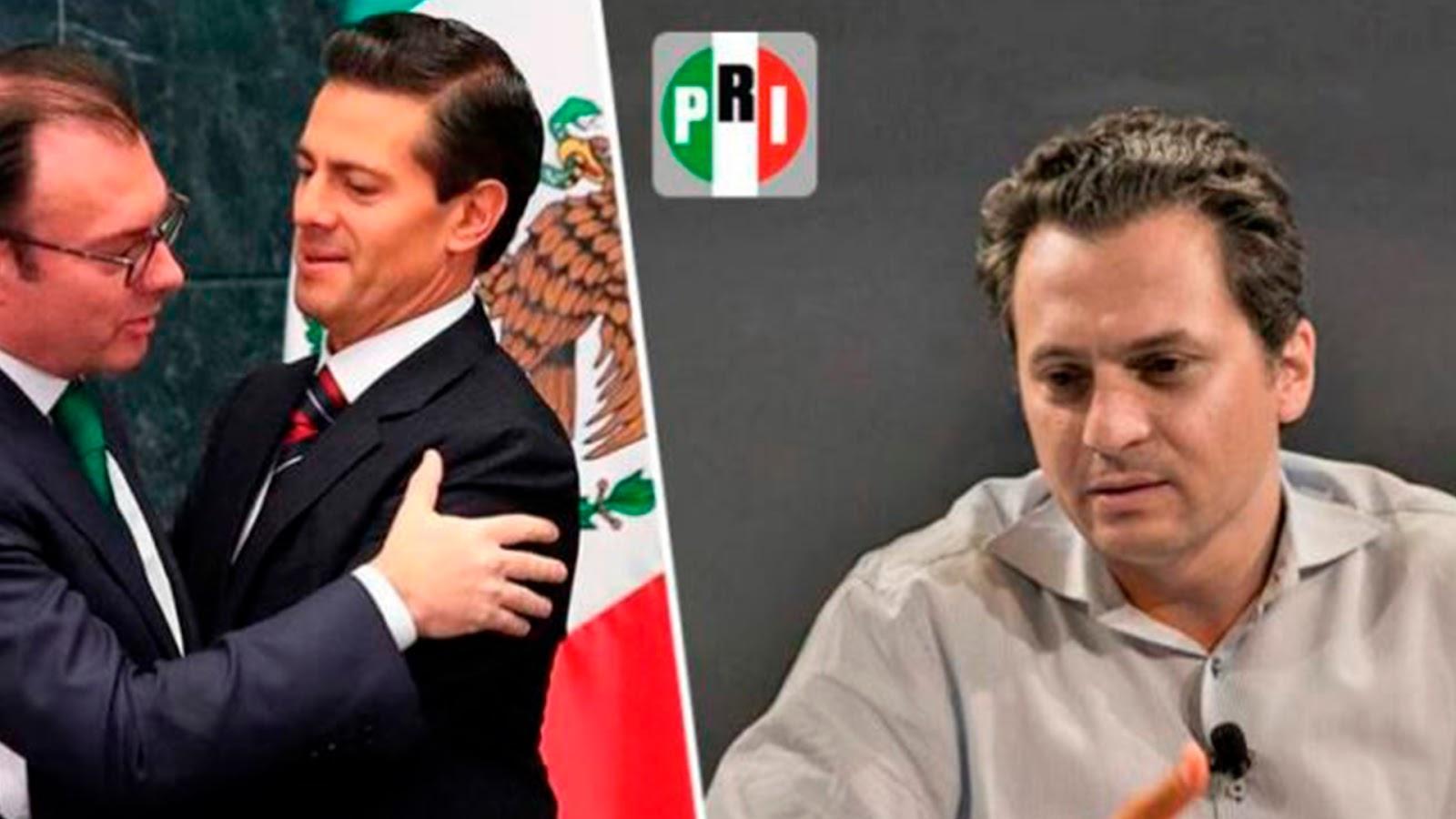 #ÚltimaHora: Lozoya confiesa ante la FGR que Peña y Videgaray recibieron 100 mdp en sobornos de Odebrecht
