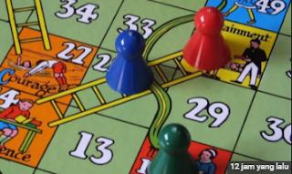 Game Ular Tangga Multiplayer