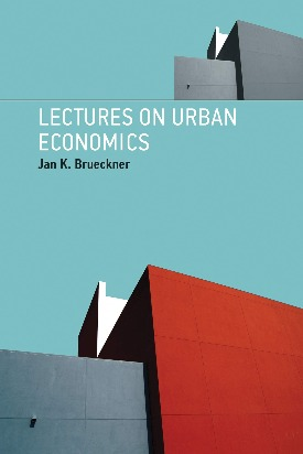 Livro: Lectures on urban economics / Autor: Jan K. Brueckner