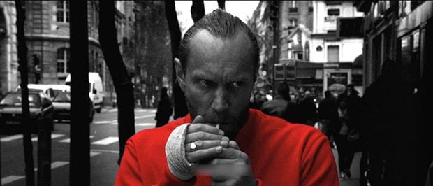 Dealer  Jean Luc Herbulot Dan Bronchinson couleur gris/blanc/rouge