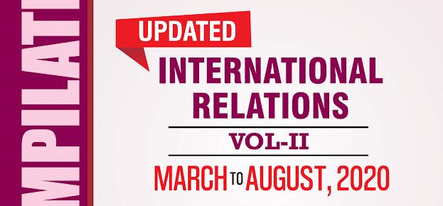 GS Score International Relations Vol 2