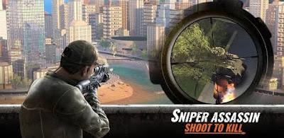 3 Cara bermain Sniper 3D Assassin Game Menembak Gratis