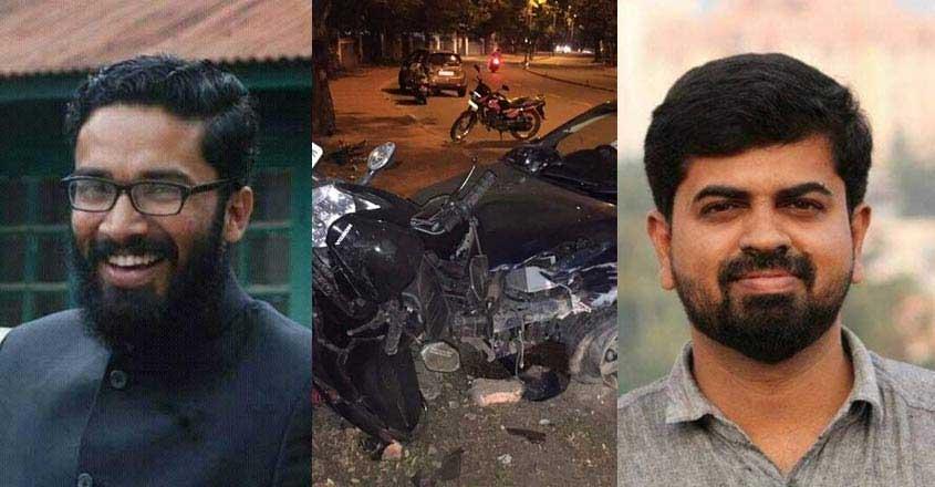 KM Basheer killed by car;  Chargesheet against Sriram Venkataraman with strong evidence,www.thekeralatimes.com