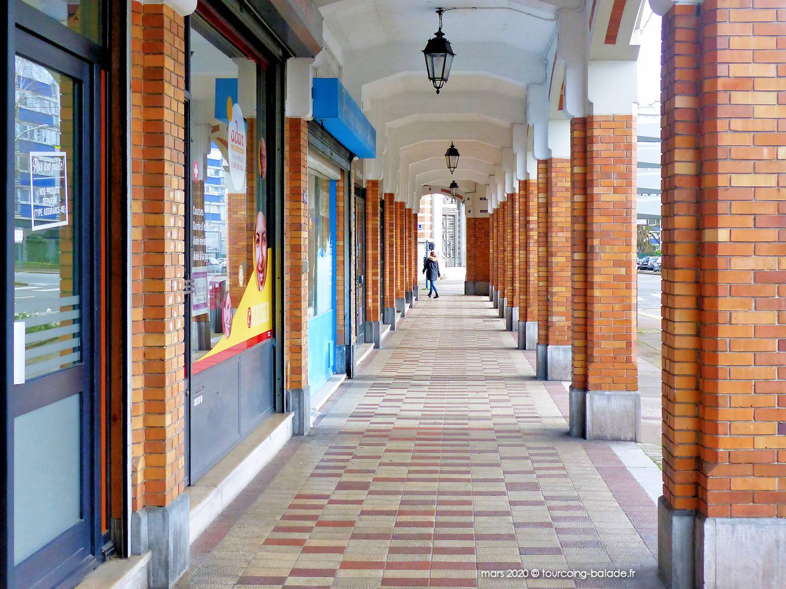 Arcades Tourcoing - CARAC Assurances Épargne