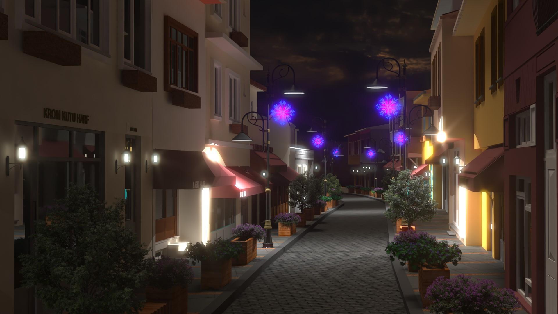Şile, Üsküdar Caddesi Rengarenk Olacak