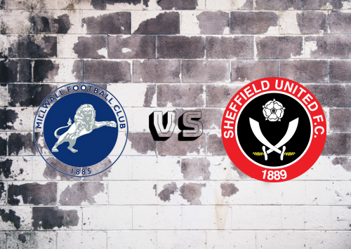 Millwall vs Sheffield United  Resumen