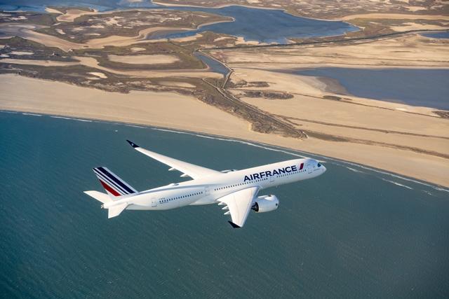 AÉREAS: Air France-KLM acelera a renovação de sua frota e encomenda mais 10 Airbus A350-900s para a Air France