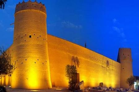 قصر المصمك التاريخي بالرياض