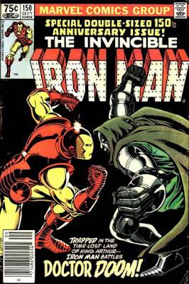 Iron Man #150, Dr Doom