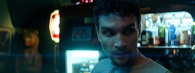 Ari Millen is Michael | The Oak Room | Horror Film Review | Dir Cody Calahan