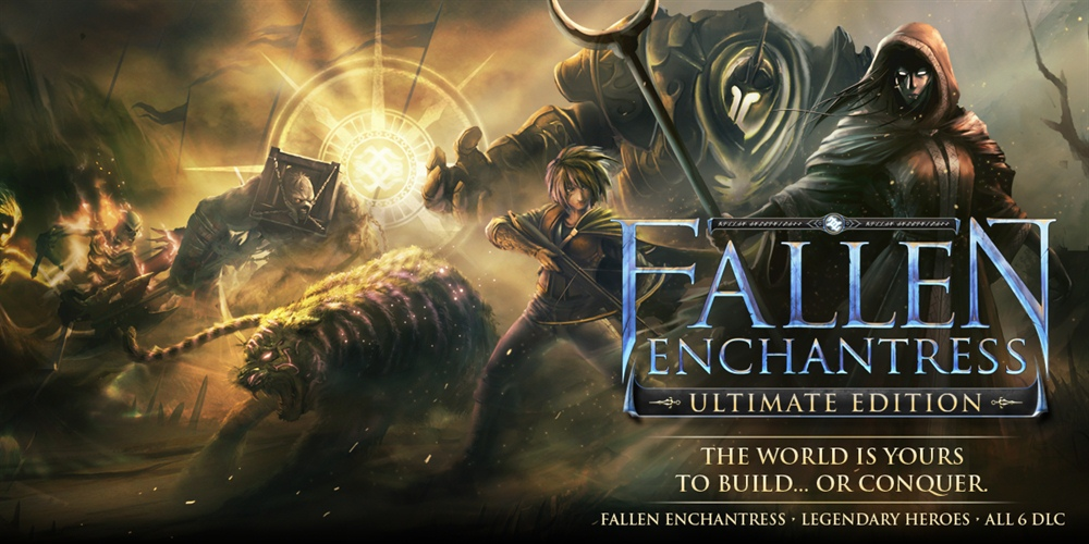 Fallen Enchantress Ultimate Edition Download Poster