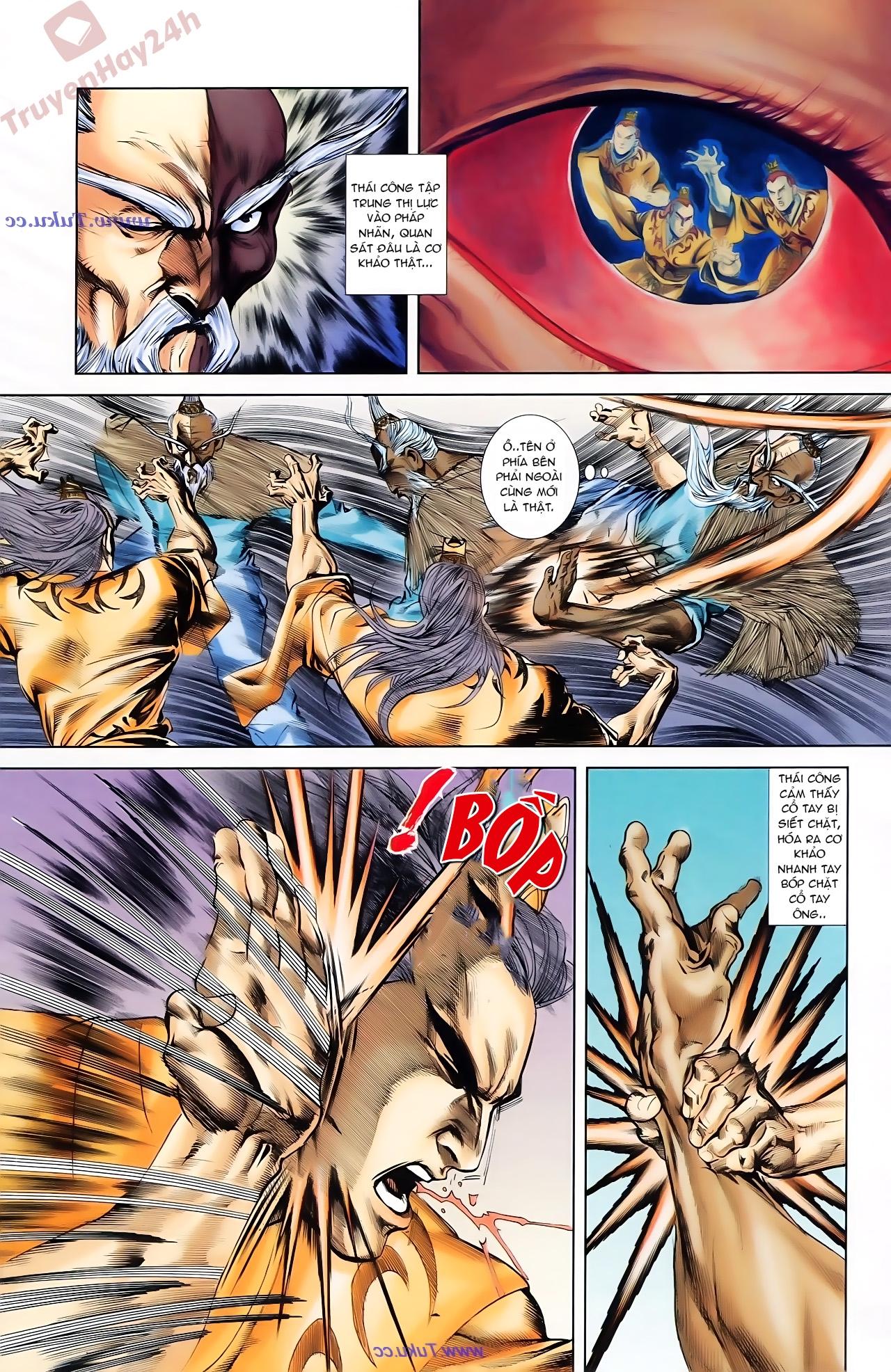 Cơ Phát Khai Chu Bản chapter 75 trang 26