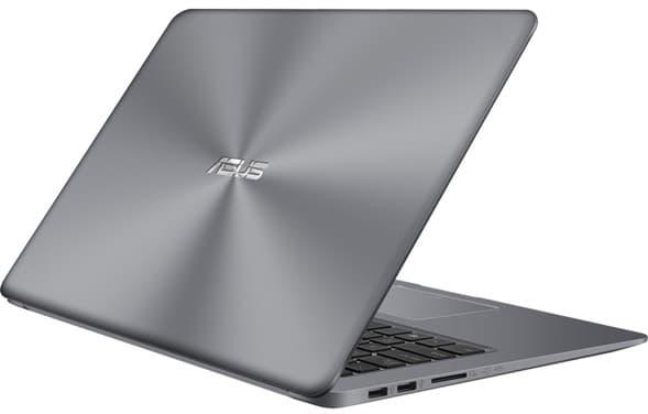 Asus VivoBook S510QR-BR011T: ultrabook de 15.6'' con procesador AMD FX-9800P, disco SSD y teclado QWERTY en español