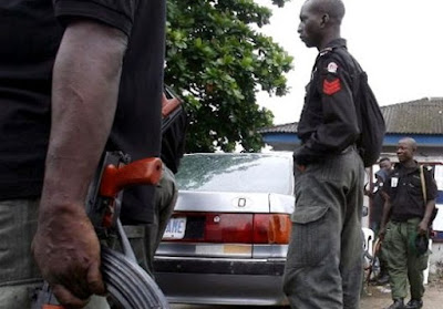 Mad Man Kills Father son delta state